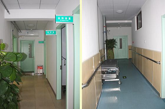 济南老年公寓科室